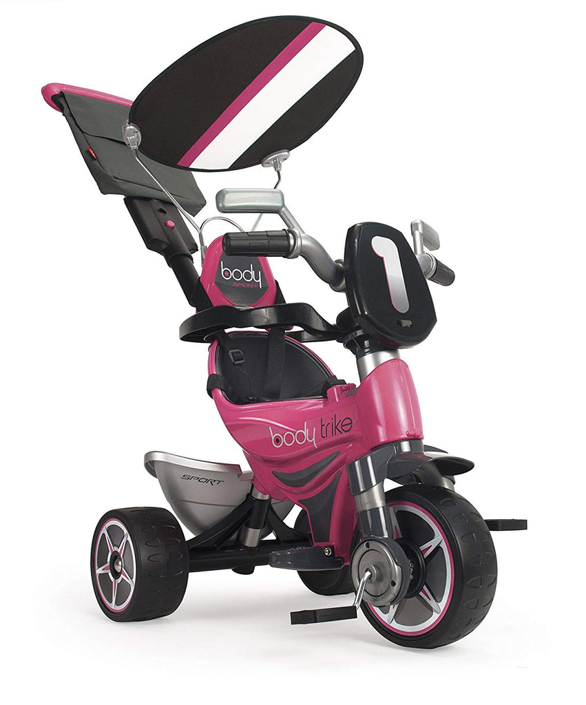 3252 Tricycle Body Pink