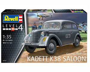 3270 German Staff Kadett K38 Saloon