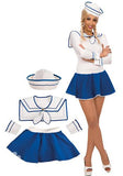 3337 Sailor Girl Set
