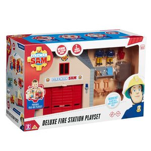 3372 Deluxe Fire Station