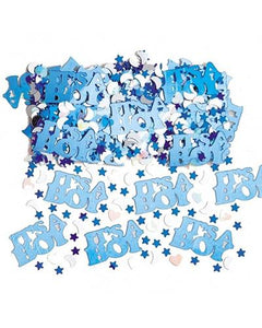 36034 It's A Boy Confetti