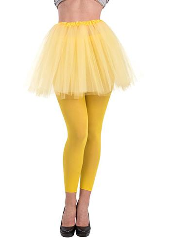 3825 Yellow Leggings