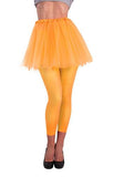 3828 Orange Leggings