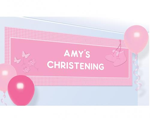 7845 Personalized Banner