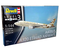 3968 Airbus A320 Etihad Airways