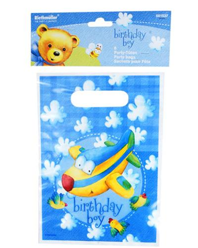 1264 Birthday Boy Party Bags