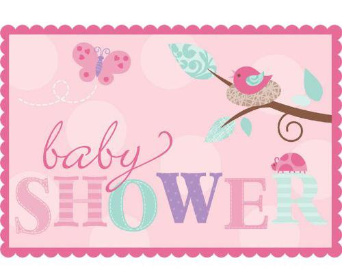 6601 Baby Shower Invitations