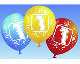 0067 Birthday Balloons