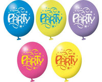 0140 Party Balloons