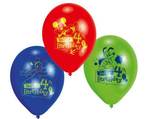 0236 Mickey Mouse Balloons