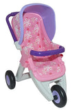 48141 Three Wheel Doll Stroller