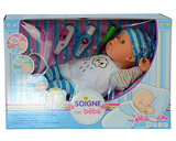 50305 Baby Care Fever Doll