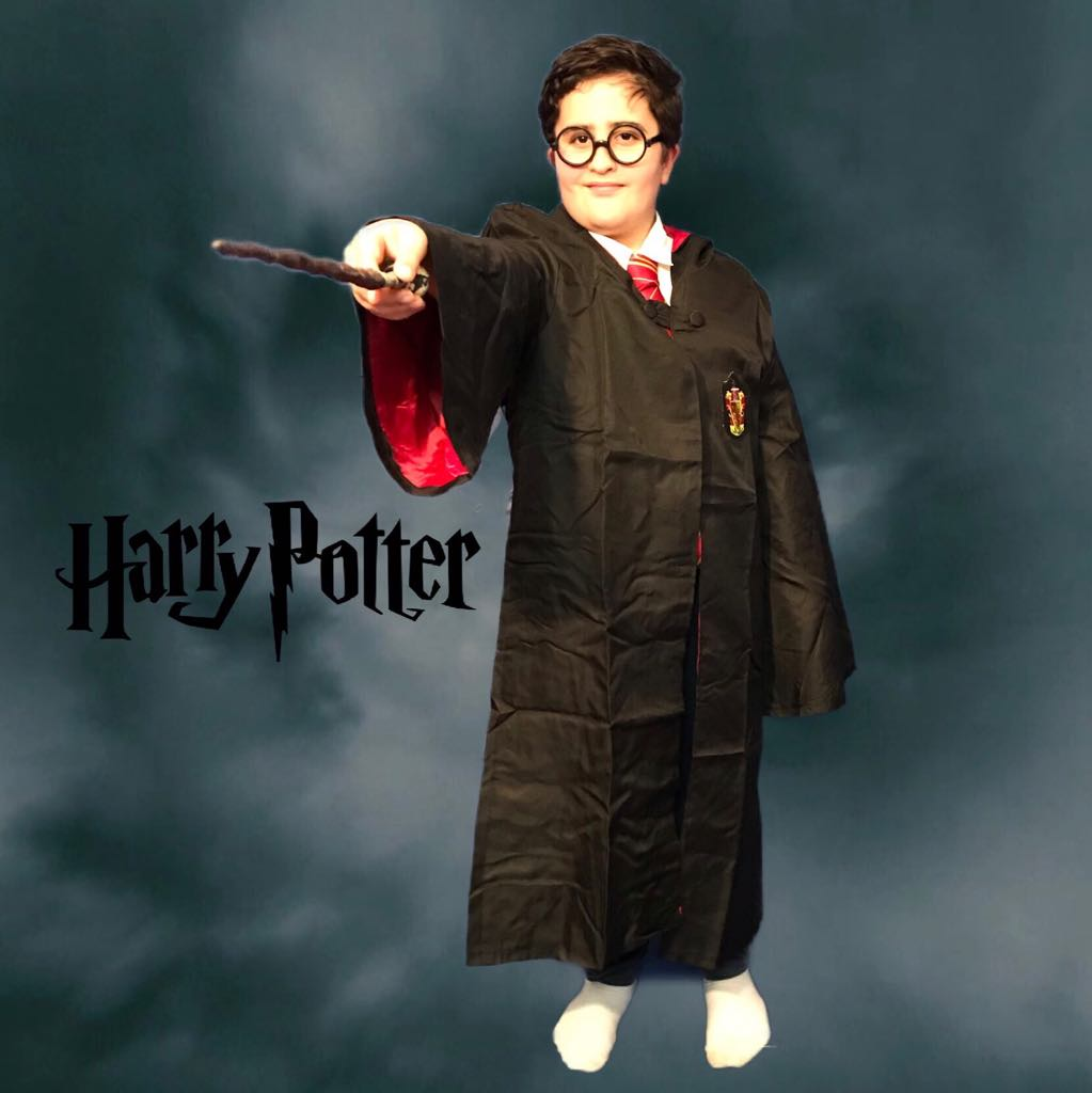119 Harry Potter