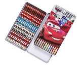 5146 Cars Colouring Pencils