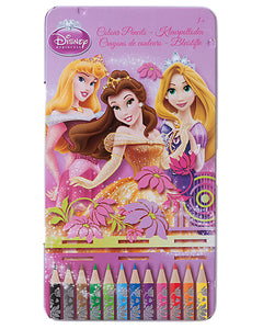 5147 Princess Colouring Pencils