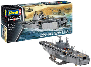 5170 Assault Ship Uss Tarawa LHA