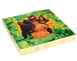 0064 Jungle Book Napkins