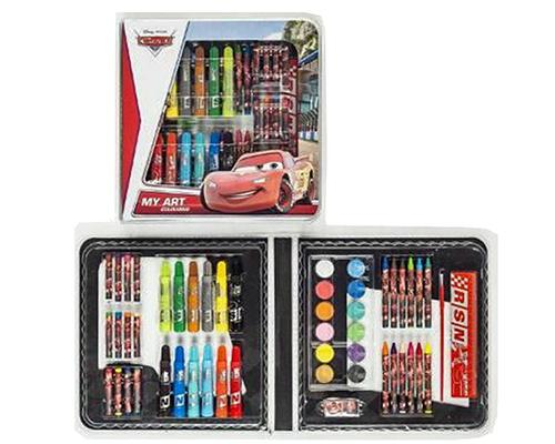 5488 Cars Colouring Set