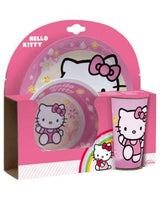5514839 Hello Kitty Meal Time Set