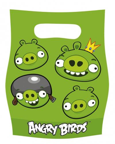5274 Angry Birds Party Bags