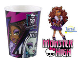 7914 Monster High 2 Cups