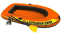58358 Explorer Proo 300 Dinghy Boat