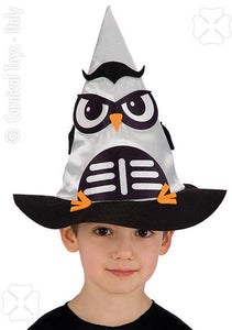 5906 Owl Witch Hat