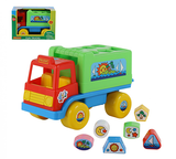 5984 Shape Sorting Truck