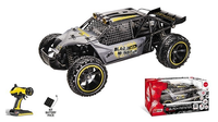 63450 Black Monster Buggy