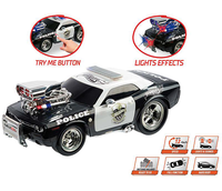 63505 Hot Wheels Police Pursuit