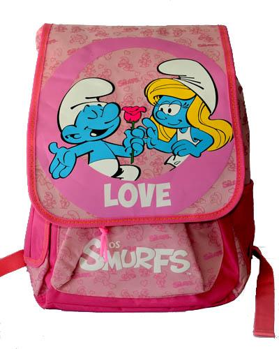 6714 Smurfs Backpack