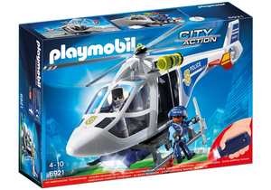 6921 Police Helicopter