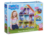 7004 Peppa's Wooden Playhouse