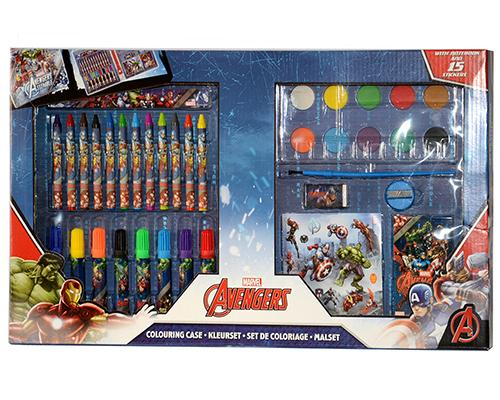 7015 Avengers Colouring Case