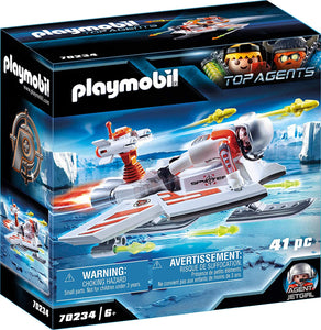 70234 Spy Team Flyer