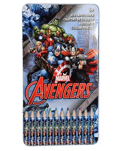 7054 Avegers Colouring Pencils