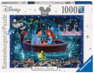 197453 Disney Collector's Edition Little Mermaid 1000pc