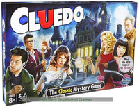 38712 Cluedo The Classic Mystery Game