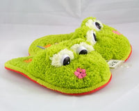 7227 Frog Slippers