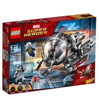 76109 Ant Man & The Wasp