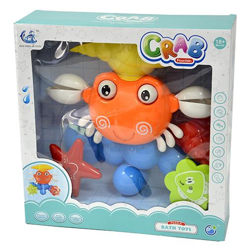 806269 Crab Bath Toy