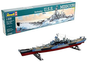 RV5092 Battleship USS Missouri