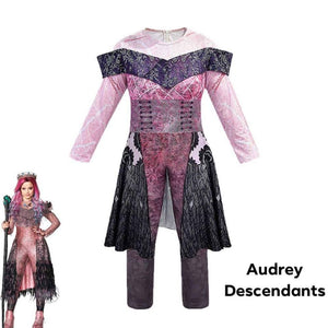 0532 Descendents Audrey Costume