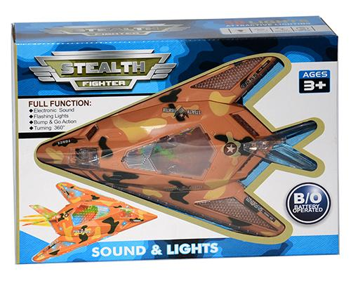 814653 Stealth Fighter