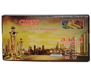 814899 Wooden Chess