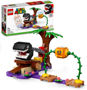 71381 Super Mario Chain Chomp Jungle Encounter