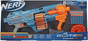 E9527 Nerf Elite 2.0 Shockwave RD-15 Blaster