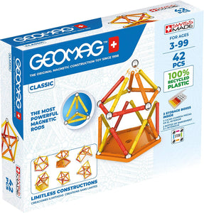 271 GEOMAG Magnetic Sticks and Balls Building Set