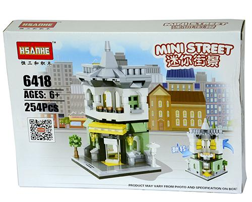 824366 Mini Street Building Blocks