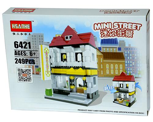 829183 Mini Street Building Blocks